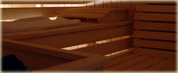 Sauna Kliper