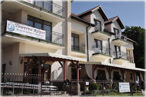 Cudowna Willa Kliper Trzęsacz to więcej niż hotel: to komfortowe noclegi RN35